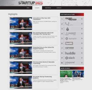 Podpůrný webový portál Startup365 je taktéž podvod